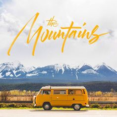 calligraphy and lettering Inspirational Text, Book Cafe, Typography, Lettering, Vw Bus, Bay Window, Graphic Design Inspiration, Hanging Out, Places