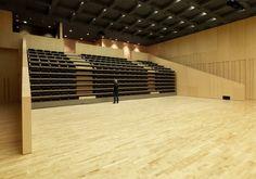 Proyectos, Salas Polivalentes, L´Atlàntida, Centre d´Arts Escèniques, sala polivalente Imagen 3