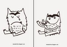 Menuda Tribu: 6 actividades para trabajar las emociones con el Monstruo de…