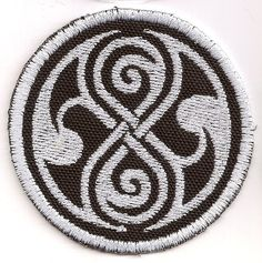 Seal of Rassilon patch