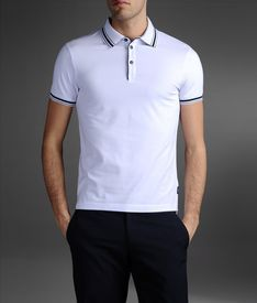 Short-sleeved polo Price: $150,00
