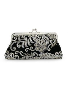 Kingluck The Evening Bags Women Clutch Bags embroidering Wedding Bridal Handbag Pearl Beaded Lace Rose Fashion Rhinestone Bags (blue) Floral Clutch Bags, Floral Clutches, Clutch Purse, Bridal Handbags, Bridal Clutch, Beaded Clutch, Beaded Lace, Embroidered Bag, Evening Bags