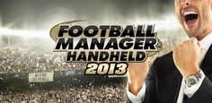 Football Manager Handheld 2013 - apk data download