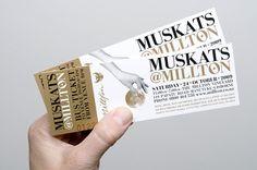 35 best Creative ticket design images on Pinterest   Ticket design ...