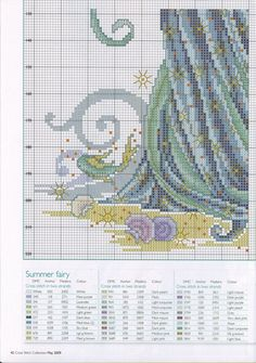 Gallery.ru / Photo # 28 - Cross Stitch Collection 170 May 2009 - tymannost
