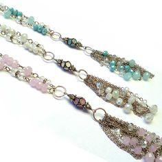 Tutorials | Beautiful Chain Tassels Long Necklace | Beading & Jewellery Making Tutorials