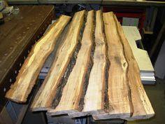 Basti´s Holzpage: Stammholz auftrennen