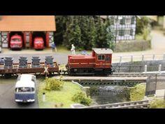 H0e Anlagen Neu-Birkenfeld - Deltaspoor | Modellbahn