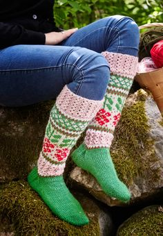 Boot Cuffs, Knitting Socks, Leg Warmers, Diy And Crafts, Fabric, Florals, Tejido, Knit Socks, Leg Warmers Outfit
