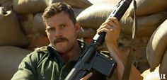Watch: Jamie Dornan in Trailer for Netflix's 'The Siege of Jadotville' http://best-fotofilm.blogspot.com/2016/09/watch-jamie-dornan-in-trailer-for.html  «If you continue to attack, we will continue to respond.» Netflix has debuted a trailer for a new film titled The Siege of Jadotville, about the «untold true story» of «The Siege of Jadotville«. The siege took place in September 1961, during the UN intervention in the Katanga conflict in Congo-Léopoldville in Central Africa when a company of…
