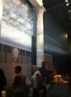 Foro romano Camins Antics. La Valencia romana y musulmana. CaminArt