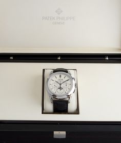 Patek Philippe 5270G - Will be sold in our next summer public auction in Monte-Carlo - July 28th, 2014 - Visit us www.boule-auctions.com