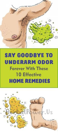 Say Goodbye To Underarm Odor Forever With These 10 Effective Home Remedies Everyone wants to protect the body from excessive sweating and underarm odor. Perfumes and deodorants are far away from the best choice. If you dont want to chemical based products Natural Disinfectant, Natural Deodorant, Natural Rose Water, Diy Beauté, Excessive Sweating, Body Odor, Hygiene, Natural Home Remedies, Healthy Tips