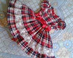 Kids Frocks Design, Baby Frocks Designs, Toddler Girl Dresses, Little Girl Dresses, Girls Dresses, Girl Dress Patterns, Skirt Patterns Sewing, Frocks For Girls, Frock Design