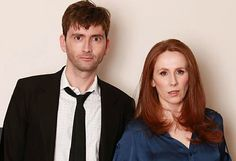 Catherine Tate Joins David Tennant To Host Shakespeare Live!