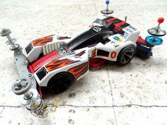 Custom Paint Tridagger Premium (Super 2 Chassis)