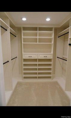 Gorgeous 89 Clever DIY Closet Design Ideas and Organization https://roomaniac.com/89-clever-diy-closet-design-ideas-organization/