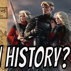 Are there clues hidden in the History of Westeros? Is there a Pattern in the events that happened? What's your theory on this?    #ElectronicsStore