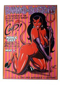 "<3 This Devil Girl -- Chris ""Coop"" Cooper"