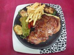 Chuletón de buey #carne #platos #Zaragoza #restaurante