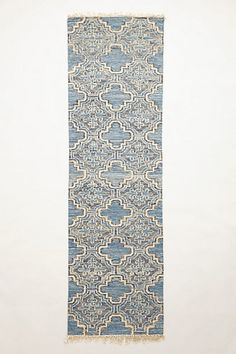 Potential rug for living room- backordered through mid-Q1 though... Geo Kilim Rug #anthropologie