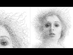 Photoshop Photo Line Art Effect : Photoshop tutorial transform a photo into powerful text