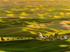Palouse, Washington State - National Geographic Travel Daily Photo