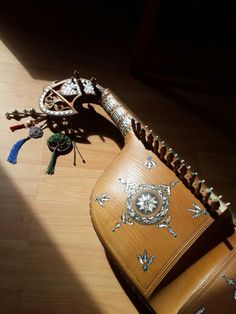 My Afghan Rubab - Fabian Ortiz