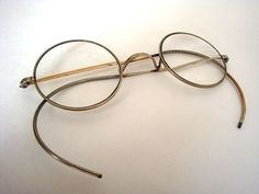 Vintage Spectacles just for you to help you see by OLDisNEW