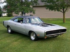 1968.Dodge Charger