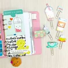 Happiness is Scrappy: Planners | Life's Sweet In My Daily Planner