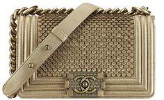 Chanel Boy Bag     Cruise 2015 Collection