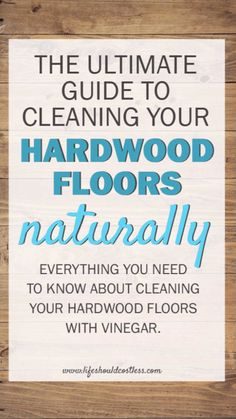 Homemade Cleaning Products, Cleaning Recipes, Natural Cleaning Products, Cleaning Hacks, Cleaning Supplies, Cleaning Crew, Floor Cleaning, House Cleaning Tips, Clean Hardwood Floors