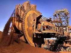 Commodities Australia: Iron Ore Warning: High Spending Days Are Over