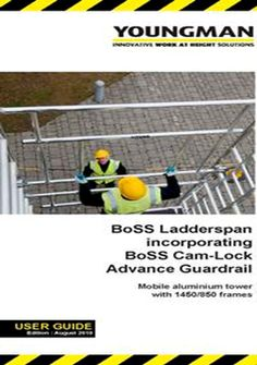 A handy guide to The BoSS Cam-Lock AGRindustrypin