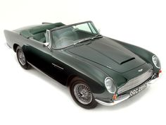 Aston Martin Volante RHD '1965–66 Aston Martin Volante, Aston Martin Db6, Funeral Music, Martin Short, Prado, Vehicles, Cars, Awesome, Design