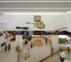2012 Institutional Winner: RSP Architects for the Musical Instrument Museum (Phoenix, AZ). Tiles: Ceramiche Caesar & Lea Ceramiche