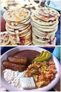 Deliciosas enchiladas hondureñas   Honduras, Mi Pais, Mi ...