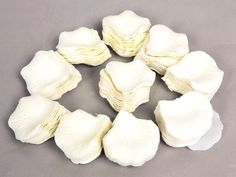 HONEARN 1000 Pétales de Rose en Soie pour Décoration Mariage Fête Carnava-Couleur Ivoire: Amazon.fr: Cuisine & Maison