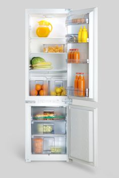 If the inside of your fridge has become a place of deep mystery (what ever happened to that leftover meatloaf…?) and a source of shame, it's time to take action.Clutter in the fridge leads to bacteria, waste, and unpleasant odors! Plus, who has time to search for ingredients when stomachs are growling and dinner needs to be on the table in 20 minutes? Get ready to regain control of your fridge (and your kitchen) with these simple tricks! 1. Start with a complete detox. It's time to give…