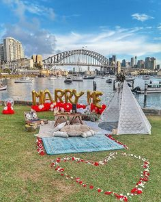 The perfect picnic proposal!- The perfect picnic proposal! The perfect picnic proposal! Surprise Proposal Pictures, Cute Proposal Ideas, Beach Proposal, Romantic Proposal, Proposal Photos, Perfect Proposal, Engagement Proposal Ideas, Romantic Weddings, Romantic Ways To Propose