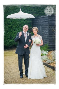Gaynes Park, Essex - Wedding Photographer - Tim Doyle Photography - Father of the Bride