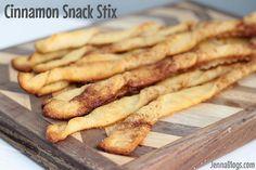 Cinnamon Snack Stix