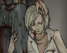 Heather & Harry (Silent Hill by Silent Hill Pt, Silent Hill Series, Silent Hill Nurse, Heather Mason, Toluca Lake, Fight The Power, 3 Arts, Resident Evil, Cheryl