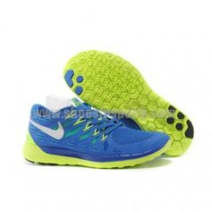 brand new 16a5e 0078d Mens Free 5.0 2014 Running Shoes Hyper Cobalt White-Volt-Electric Green  Cheap