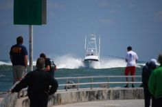 Jupiter inlet is known for dangerous conditions