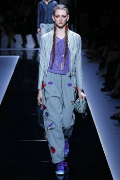 Emporio Armani | Ready-to-Wear Spring 2017 | Look 61
