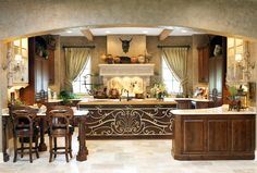 Beautiful And Traditional Kitchen   Kitchens By Design Www.mykbdhome.com