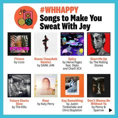 """Turn any old workout from """"meh"""" to ✨magic✨, with this playlist! Womens Health Magazine  HEALTH IS EVERYTHING, HIKING IS EXCITEMENT TO MAKE YOURSELF FIT AND SMART PHOTO GALLERY  