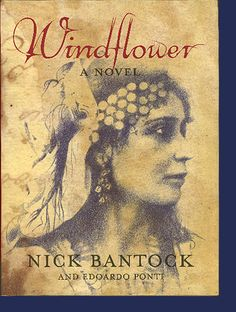Another of Nick Bantock's novels!